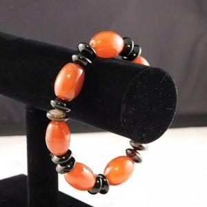 Stretchy Gemstone Bracelet